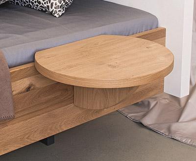 Nachttisch Holz Tabo Schlafraummöbel